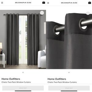 New 54x96 Drapes/Curtains